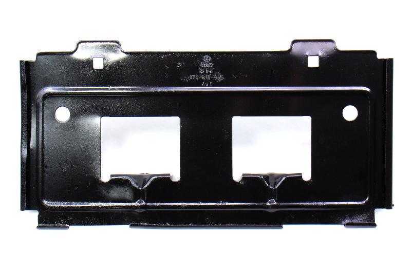 Front License Plate Holder Bracket 75 84 Vw Rabbit Mk1