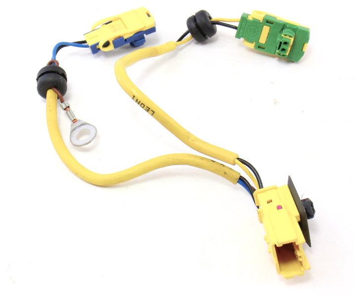 cp046231 rh dash air bag plugs wiring harness 05 10 vw jetta rabbit mk5 4e0 973 805 rh dash air bag plugs wiring harness 05 10 vw jetta rabbit mk5 1982 vw rabbit wiring harness at metegol.co