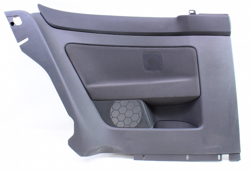 Lh Rear Door Seat Side Panel 06 09 Vw Rabbit Golf Gti Mk5