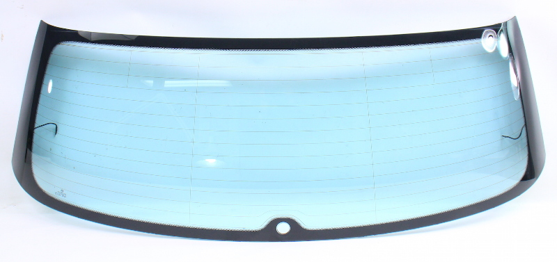 Rear Windshield Hatch Glass 06-09 VW Rabbit GTI MK5 - Blue Tint - Genuine