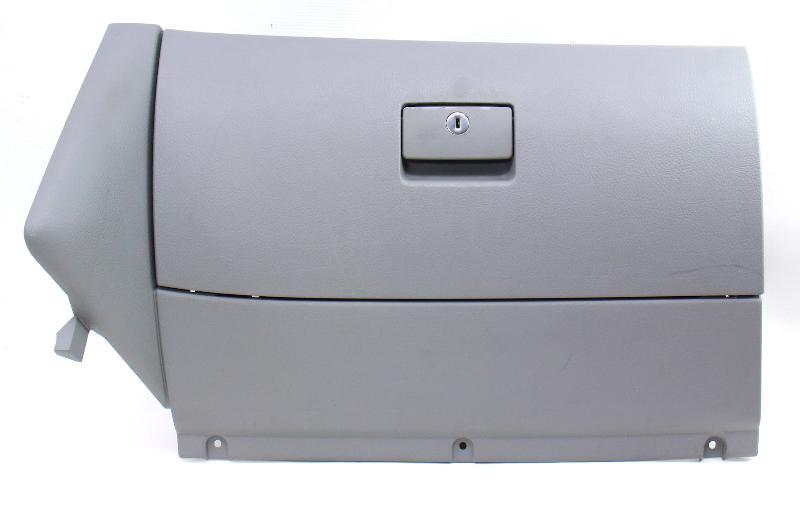 Glovebox VW 99-05 Jetta Golf GTI MK4 Gray Glove Box Compartment - Genuine