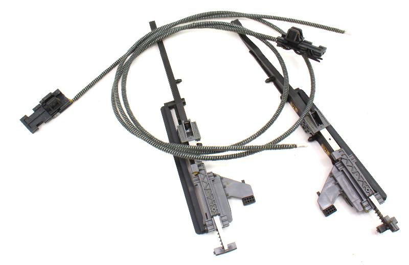 Sunroof Fix Repair Parts Track Cables VW Jetta Golf GTI MK4 ~ Sun Moon Roof