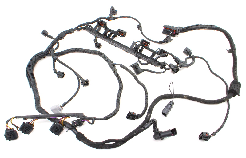Engine Wiring Harness 2003 Vw Jetta 1 8t Awp Genuine