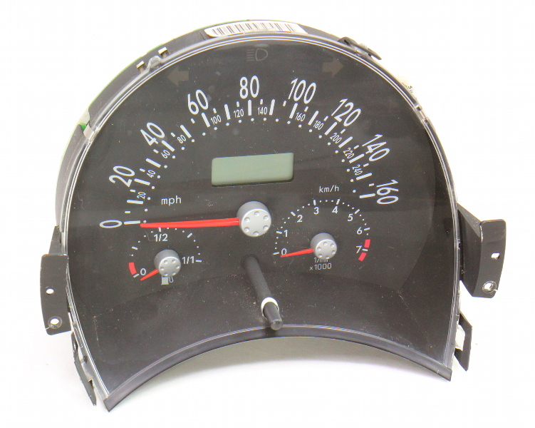 Gauge Instrument Cluster 2003 VW Beetle Turbo S 160MPH Speedometer 1C0 920 921 J