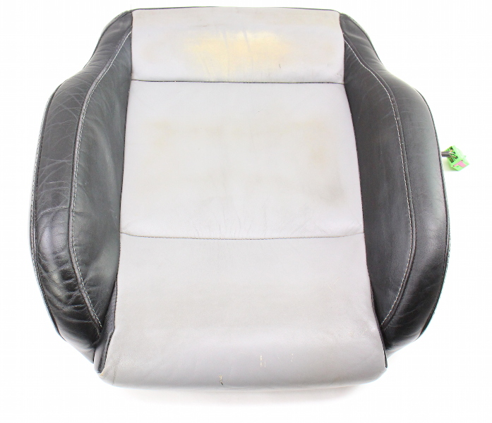 Front Seat Cushion Leather Cover  U0026 Foam 02