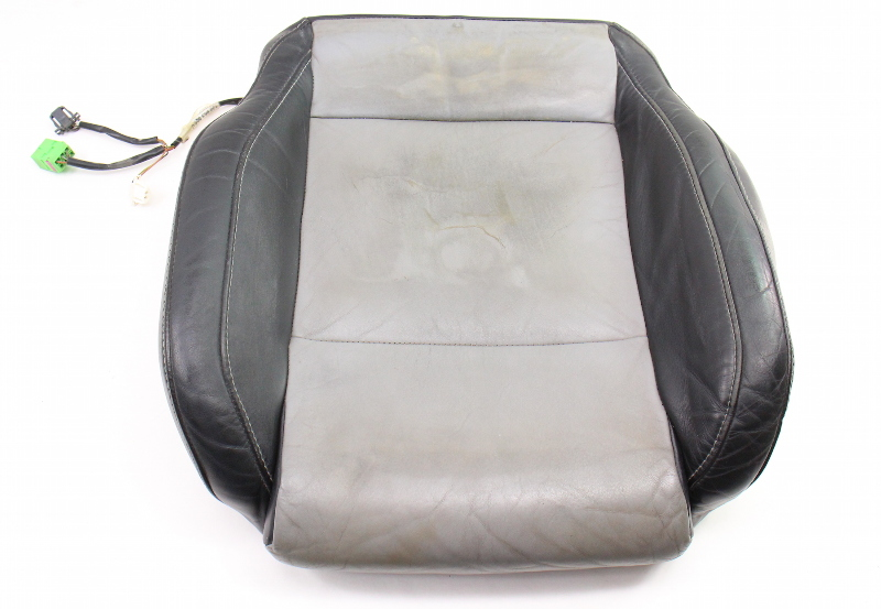 Front Seat Cushion Leather Cover  U0026 Foam 02