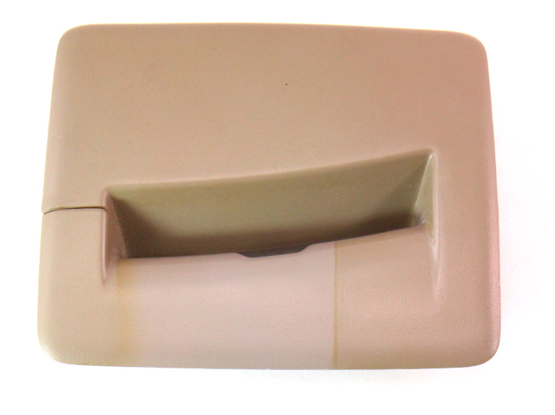 Center Rear Seat Belt Guide Trim Cover 06-10 VW Passat B6 ~ 3C0 857 781 A
