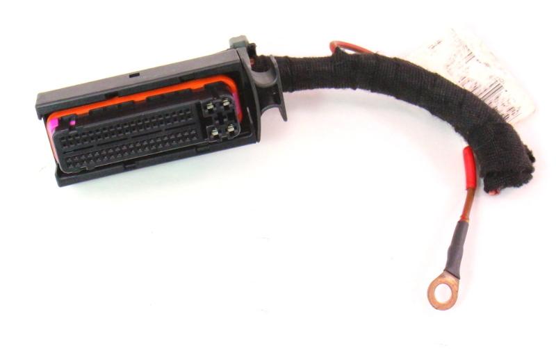 ECU ECM Engine Computer Wiring Pigtail Plug 02 VW Beetle - 1.9 ALH Connectors