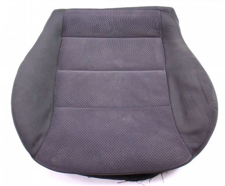 Front Seat Cushion Amp Cover 04 05 Vw Jetta Golf Mk4 Dark