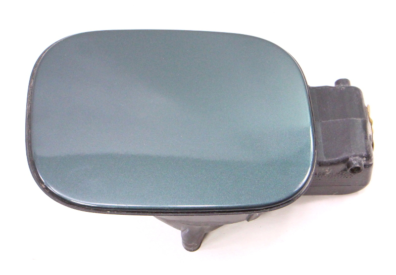 Fuel Gas Door Flap Lid 99-05 VW Jetta MK4 - LB6X Alaska Green - 1J0 809 857 E