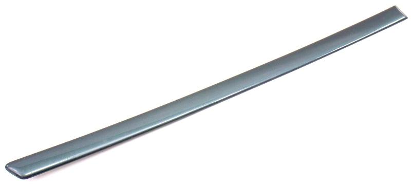RH Rear Door Molding Strip Trim 99-03 VW Jetta Golf MK4 - LB6X - 1J4 853 754 B