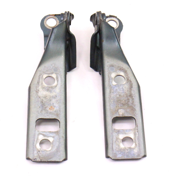 Hood Hinges Pair 99 05 Vw Jetta Golf Gti Mk4 Lb6x Green