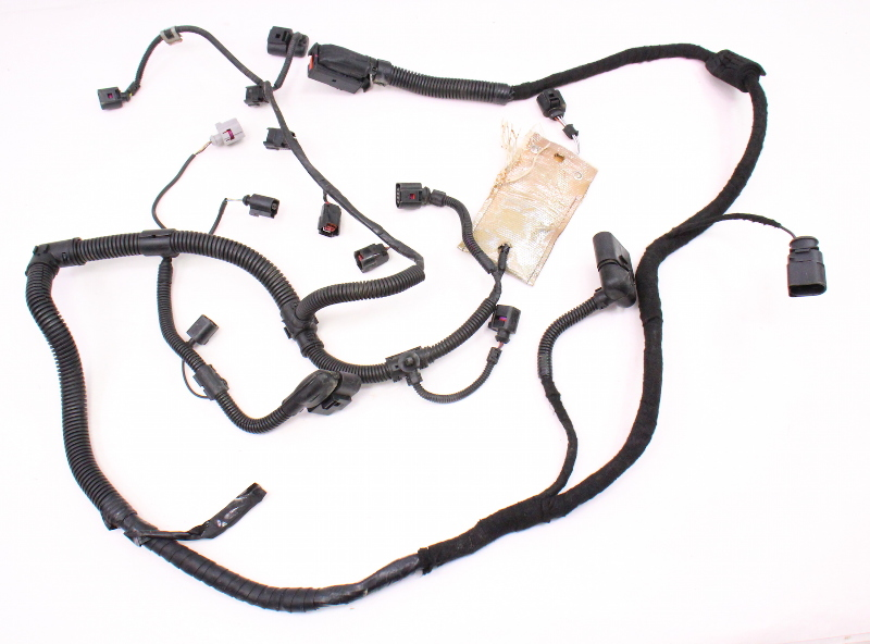 Engine Ecu Wiring Harness 2004 Vw Golf Mk4 - 2 0 Bev