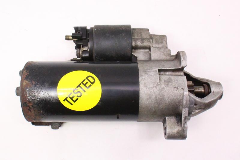 Starter 04-05 VW Passat TDI BHW Diesel - Bosch - Genuine - 0 001 110 138