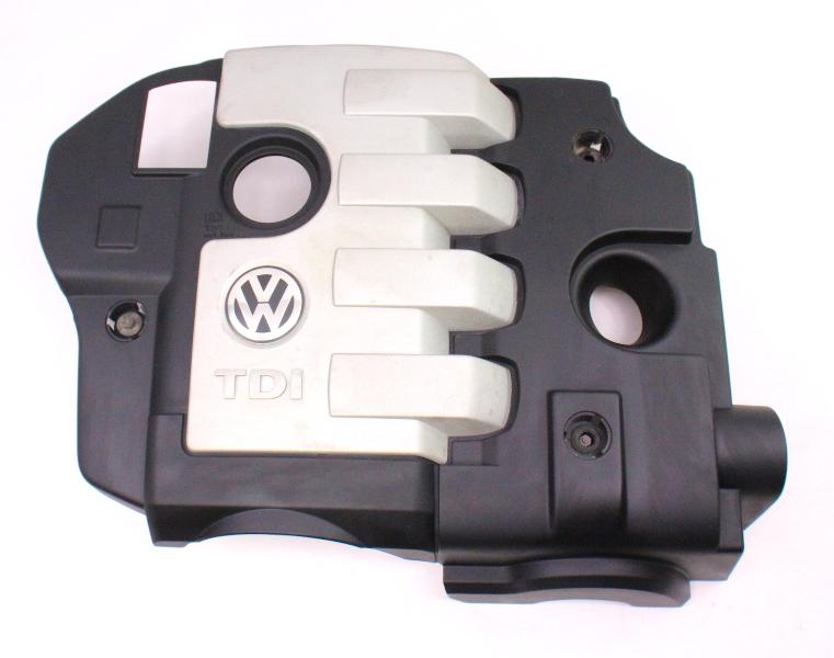 Engine Cover Trim 04-05 VW Passat TDI BHW Diesel - Genuine - 038 103 925 EA / GQ