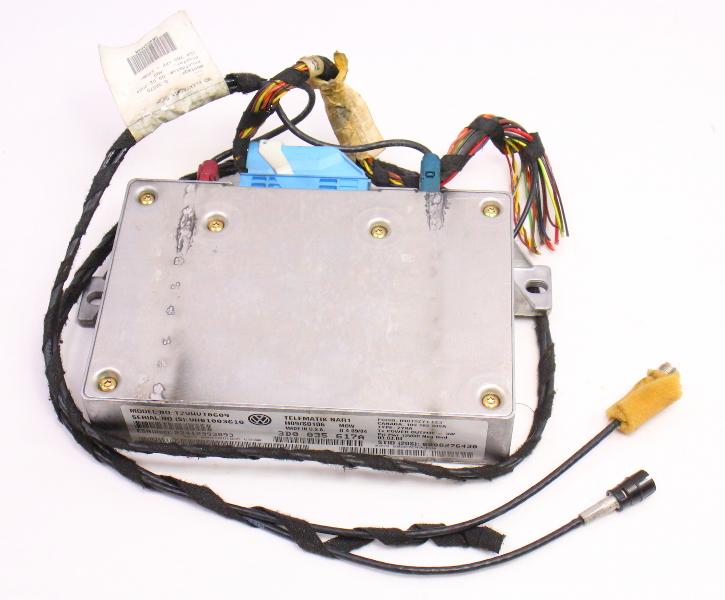 Telematik Gps Control Module Computer 04 05 Vw Passat B5 5