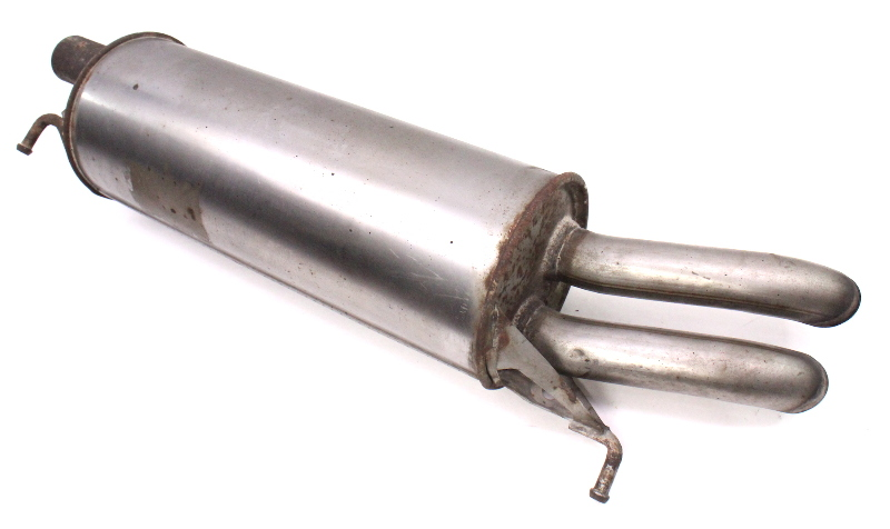 Rear Exhaust Muffler 04
