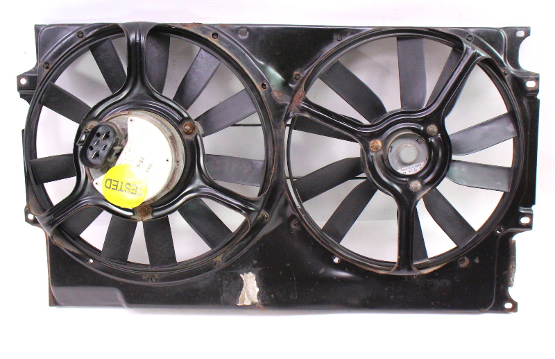 Radiator Cooling Electric Fans 95-99 Vw Jetta Gti Mk3 Vr6