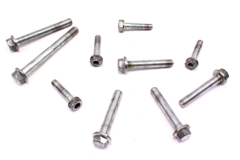 transmission to engine bolts set 04