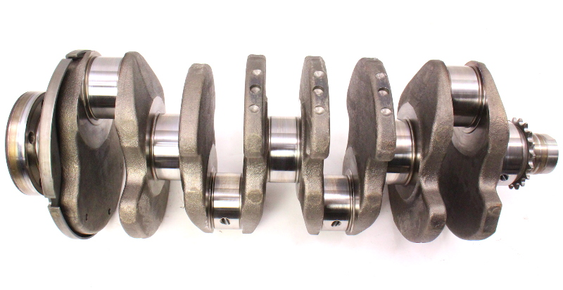 1 9 Tdi Crankshaft Crank Shaft Vw 99 04 Jetta Golf Mk4
