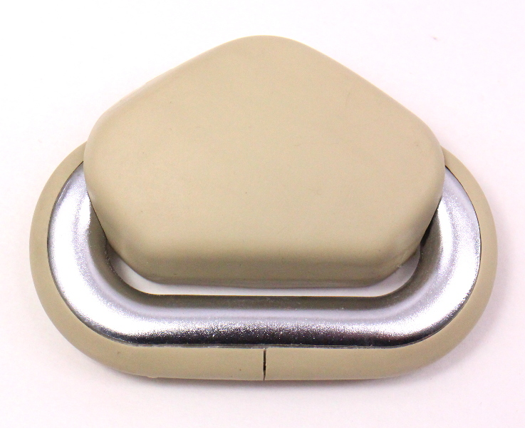Seatbelt Guide Cap Tan 99 05 Vw Jetta Golf Gti Mk4 Beetle