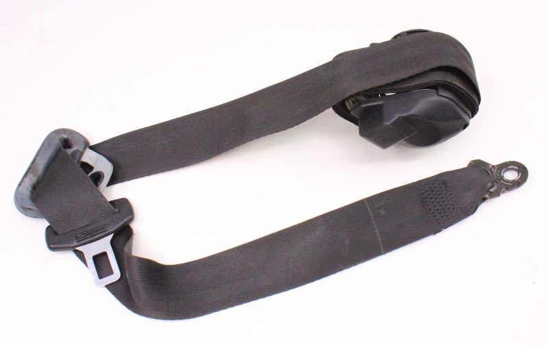 RH Rear Seat Belt SeatBelt 85-92 VW Jetta Golf MK2 - Genuine - 167 857 806 A