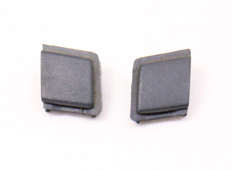 Speaker Screw Trim Caps 85-92 VW Jetta Golf MK2 - Genuine - 191 857 482 / 481