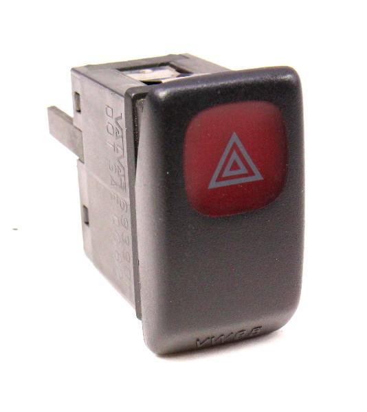 Hazard Flashers Switch 85-92 VW Golf GTI Jetta Mk2 VW95 ~ Genuine ~ 191 953 235