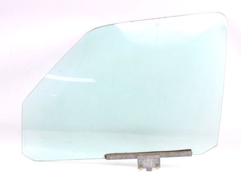 Lh Front Side Window Door Exterior Glass 88 92 Vw Jetta