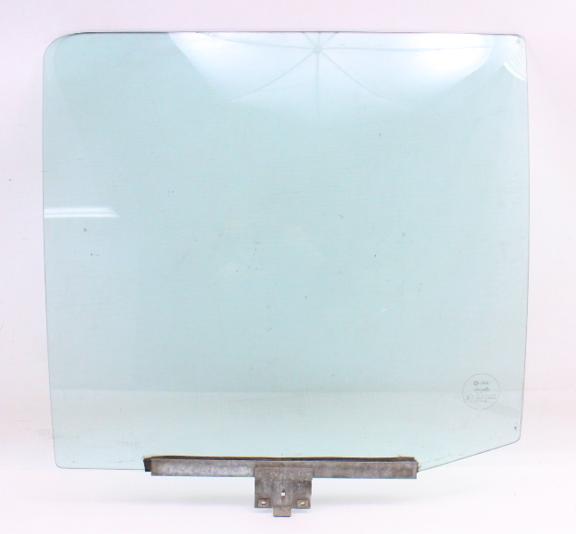 LH Rear Side Window Door Exterior Glass 85-92 VW Jetta Golf 4 Door Mk2