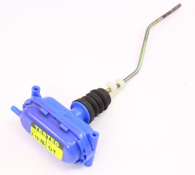 Trunk Latch Release Actuator 85-92 VW Jetta MK2 - Genuine - 443 862 153 B