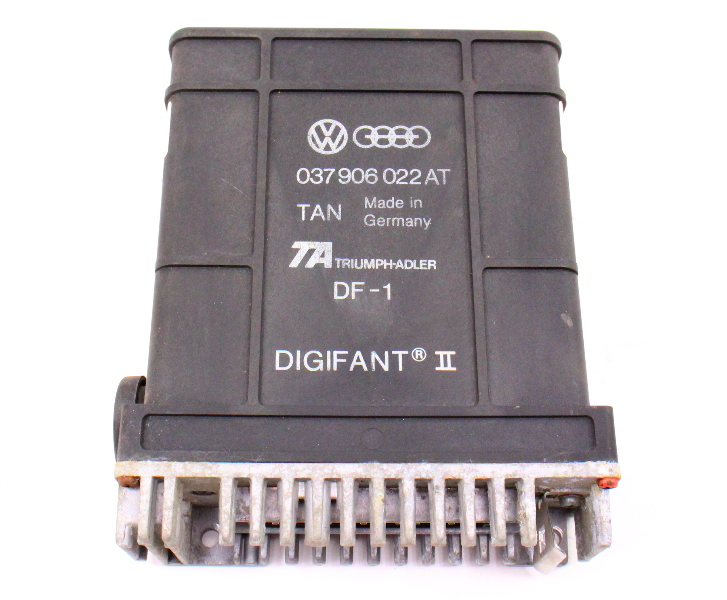 Engine ECU ECM Computer 88-92 VW Jetta Golf GTI MK2 Digifant II - 037 906 022 AT