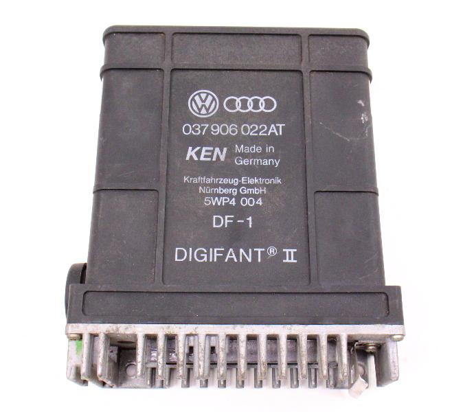 Chipped ECU Computer 88-92 VW Jetta Golf GTI MK2 Digifant II - 037 906 022 AT