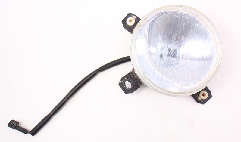LH Inner Headlight Head Light Lamp Assembly 88-93 VW Cabriolet - 155 941 783