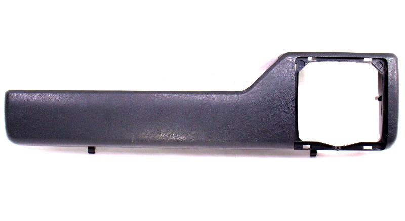 LH Door Panel Pocket Aktiv 85-92 VW Jetta Golf MK2 - Genuine - 191 867 133 A