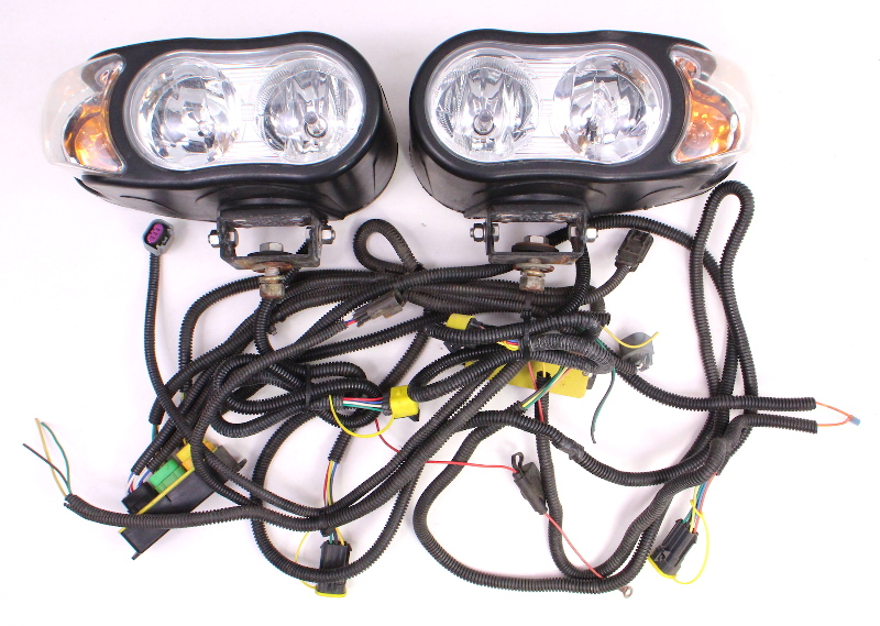 Meyer Nite Saber Ii Snow Plow Lights  U0026 Wiring Harness