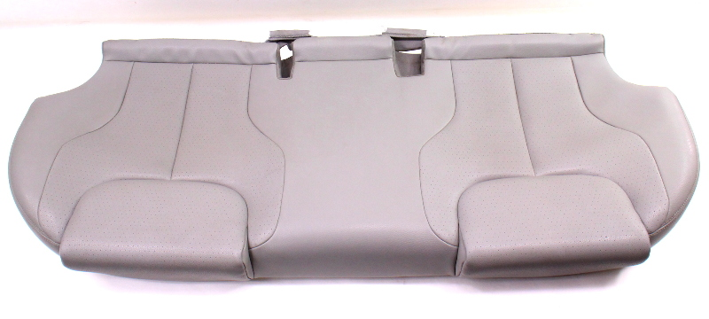 Back Rear Seat Cushion Bench 06 10 Vw Passat B6 Grey Vinyl