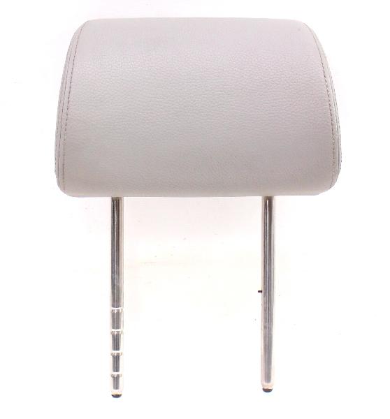 Rh Front Seat Head Rest Headrest 06 10 Vw Passat B6 Grey
