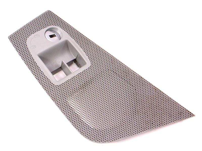 LH Door Panel Switch Speaker Grill Trim Cover 06-10 VW Passat B6 ~ 3C1 868 157 C