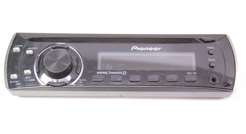 Pioneer CD Player Head Unit Radio Face Plate DEH-11E