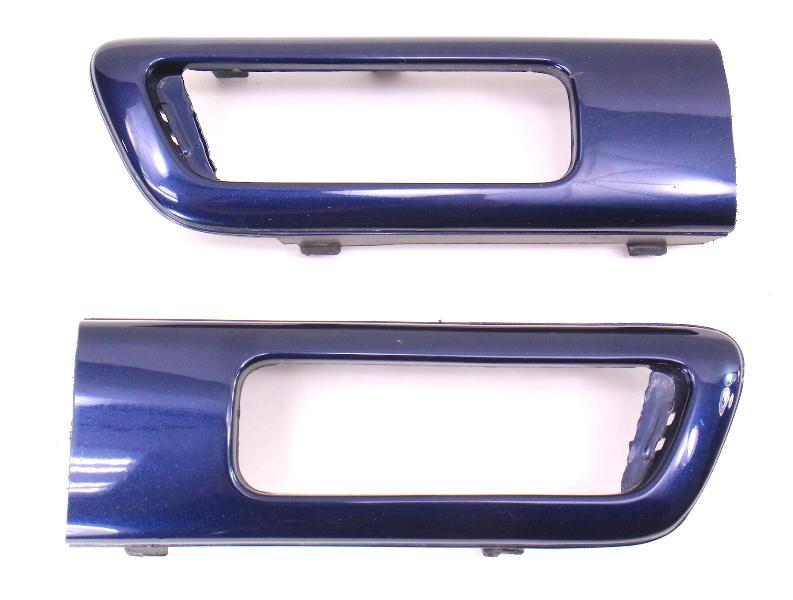 North American Bumper Side Marker Light Trim Molding 99-05 VW Jetta Golf - MK4