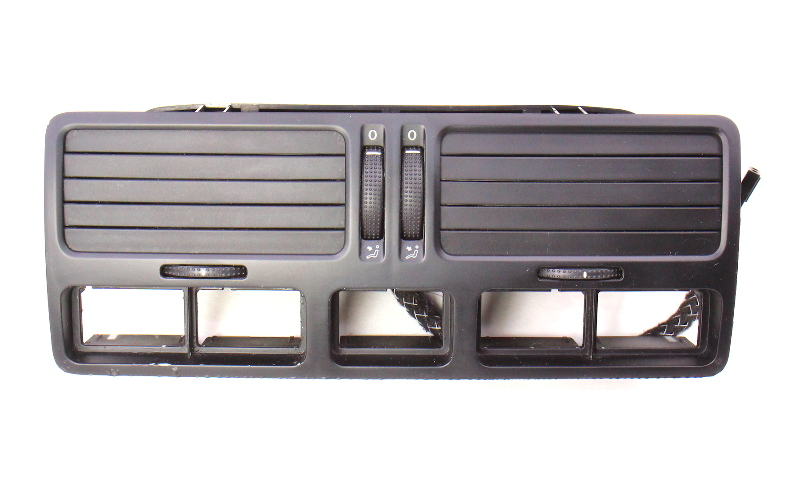 Lighted Fold Flush Center Dash Vents 99-05 VW Jetta MK4