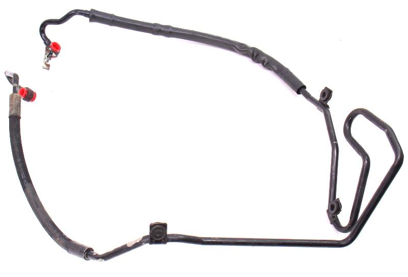 Power Steering Line Rack to Pump 99-05 VW Jetta Golf GTI MK4 1.8T 1J0 422 893 JC