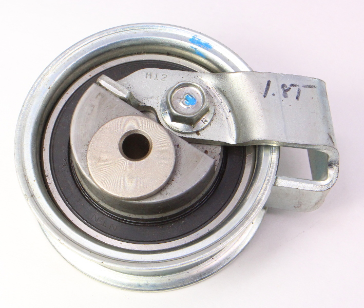 NOS Timing Belt Tensioner Pulley 02-05 Audi A4 B6 1.8T AMB - NTN 6008LHA