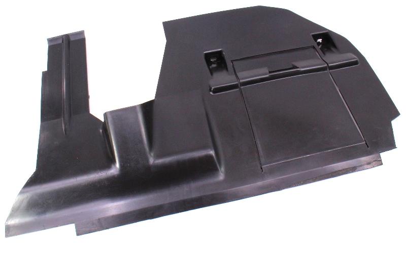 Lh Lower Dash Fuse Cover Panel 81 84 Vw Rabbit Pickup Gti