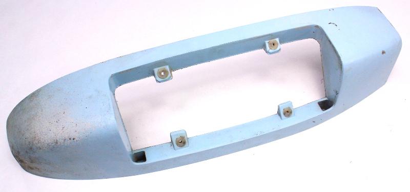 Rh Tail Light Filler Panel 80 83 Vw Rabbit Mk1 Pickup