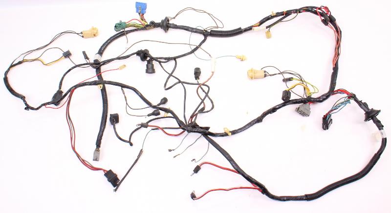 Engine Amp Engine Bay Wiring Harness 81 84 Vw Rabbit Pickup