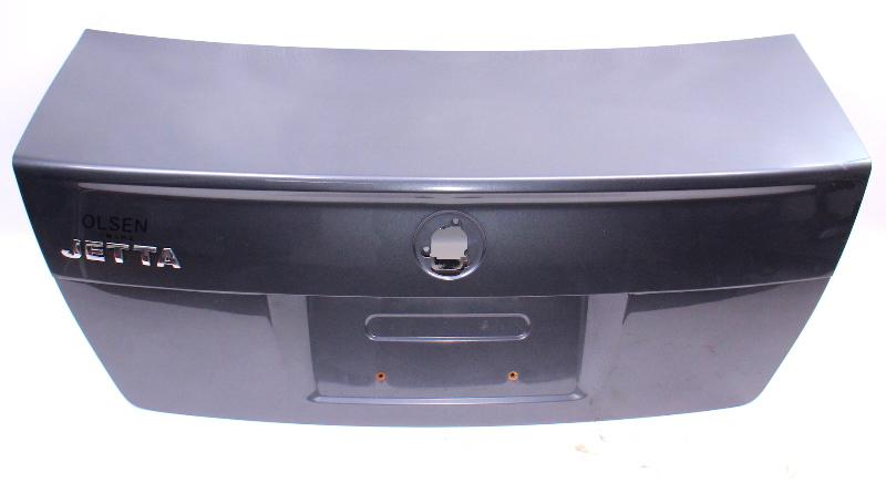 Trunk Lid Deck Boot W Lip 99 05 Vw Jetta Mk4 Boot Ld7x