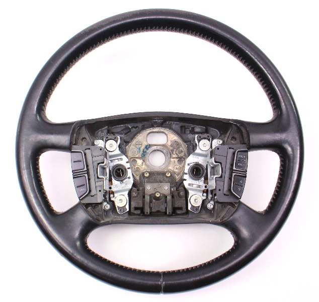Leather Multifunction Steering Wheel 98 05 Vw Passat B5