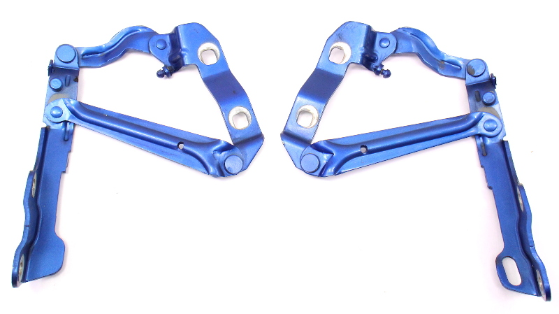 Hood Hinges 98 05 Vw New Beetle Lw5y Techno Blue Genuine